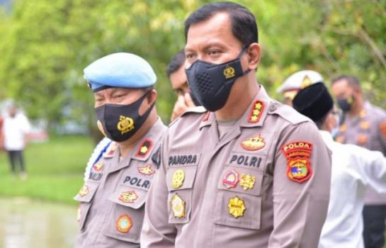 Kabid Humas Polda Lampung, Kombes Zahwani Pandra Asyad