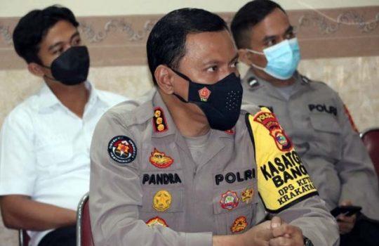 Kabid Humas Polda Lampung, Kombes Zahwani Pandra Arsyad. Foto: Humas Polda Lampung