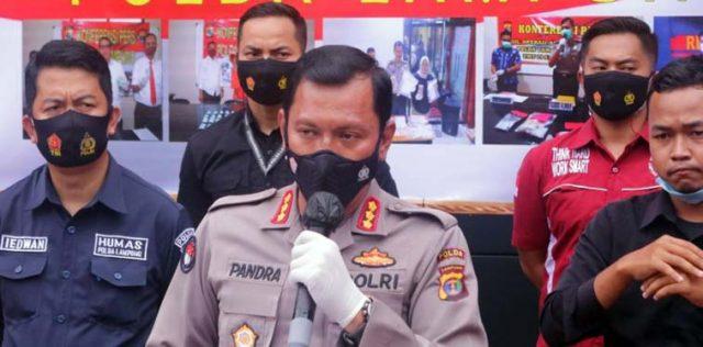 Kabid Humas Polda Lampung, Kombes Zahwani Pandra Arsyad