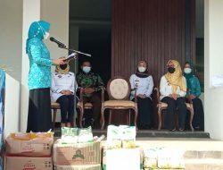 Ketua TP PKK Lampung Terima Bantuan Lima Ribu Butir Telur dari PT Charoen Phokpan
