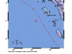 Gempa M 6,7 Guncang Nias Barat, Warga Panik