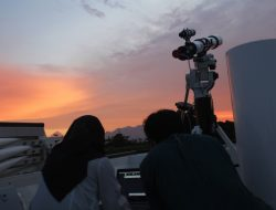 Observatorium Astronomi Itera akan Amati Gerhana Bulan Total