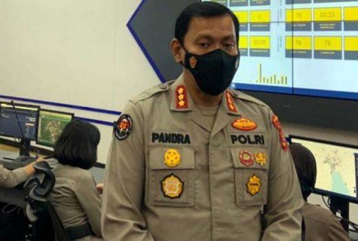 Kabid Humas Polda Lampung, Kombes Pol Zahwani Pandra Arsyad