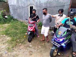 Tempat Penampungan Sepeda Motor Curian di Bandarlampung Digerebek Polisi, Ini Hasilnya
