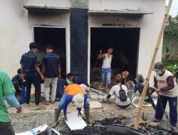 Pembakaran Polsek Candipuro, Kades Beringin Kencana Ditetapkan sebagai Tersangka