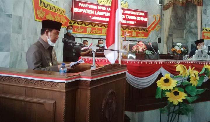 Bupati Lampung Utara, Budi Utomo