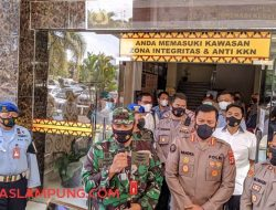 Mengejutkan, Ini Hasil Penyidikan Tertembaknya Anggota TNI AU di Dekat PKOR Way Halim Bandarlampung