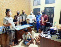 Polda Lampung Tangkap Penyelundup Benih Lobster Senilai Rp1Miliar Lebih