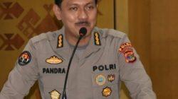 Kabid Humas Polda Lampung Kombes Pol Zahwani Pandra Arsyad