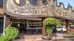 Rumah Makan Begadang 2 di Jalan Diponegoro Bandarlampung hari ini sudah dibuka kembali.