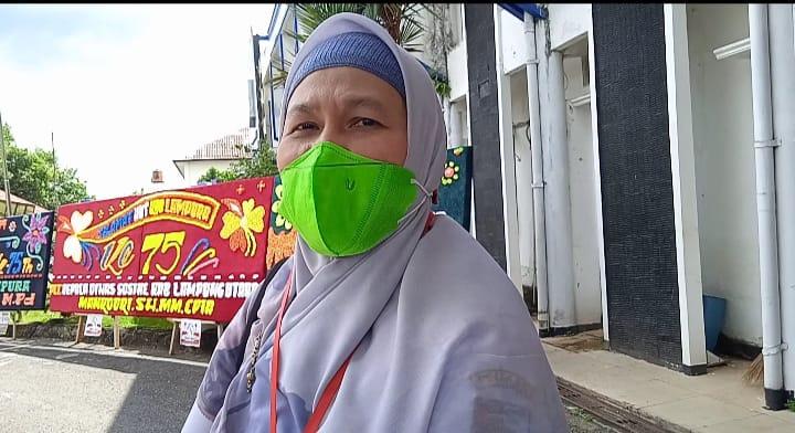 Direktur RSUD H.M. Ryacudu Lampung Utara, Sri Haryati