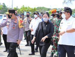 Ketua DPR-Kapolri Cek Kesiapan Pelabuhan Bakauheni Hadapi Arus Mudik Idul Fitri, Ini Kata Gubernur Lampung