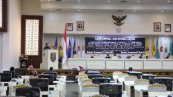Gubernur Arinal Sampaikan Jawaban atas Pandangan Fraksi-Fraksi DPRD Lampung terhadap Raperda Pertanggungjawaban APBD 2020