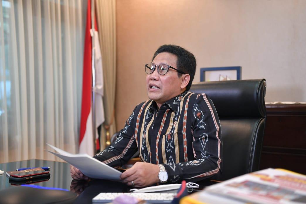 TERASLAMPUNG.COM -- Menteri Desa, Pembangunan Daerah Tertinggal dan Transmigrasi (Mendes PDTT) Abdul Halim Iskandar