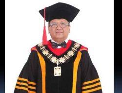 Rektor Itera Prof. Dr. Ofyar Z Tamin Wafat