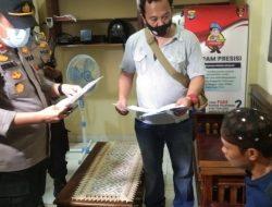 Lima Tahun Buron, Pembunuh Bapak dan Anak di OKI Dibekuk di Bandarlampung