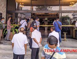 Empat Rumah Makan dan Tiga Hotel di Bandarlampung Disegel