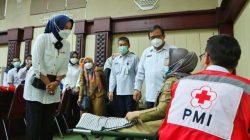 Pemprov Lampung dan PMI Luncurkan Gerakan Siger Donor Darah