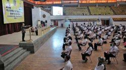 Pemprov Lampung Gelar Uji Kompetensi Pejabat Administrasi, Ini Pesan Gubernur Arinal Djunaidi