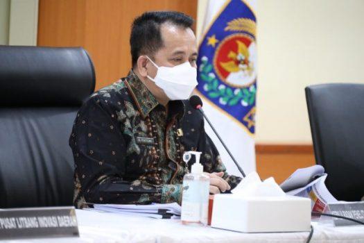 Kepala Badan Penelitian dan Pengembangan Kementerian Dalam Negeri (Litbang Kemendagri), Agus Fatoni