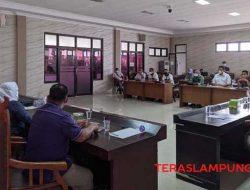 Terkait Penutupan Hotel dan Rumah Makan, PHRI Sambangi DPRD Bandarlampung