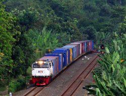 Volume Angkutan Barang dengan Kereta Api meningkat 6,7%