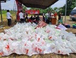 DPW PKS Lampung Potong 368 Hewan Kurban