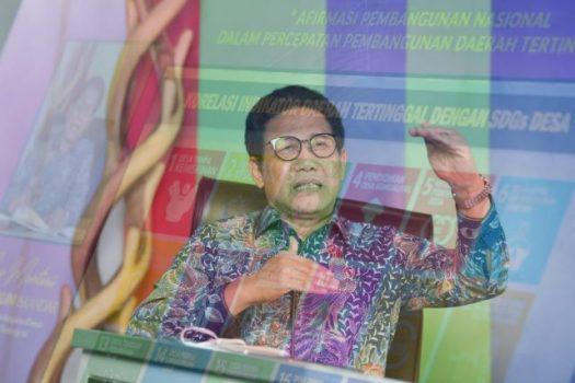 Menteri Desa, Pembangunan Daerah Tertinggal dan Transmigrasi, Abdul Halim Iskandar