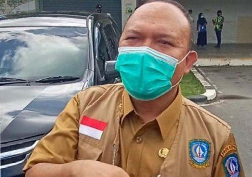 Kadis Kesehatan Provinsi Kepri Mohammad Bisri