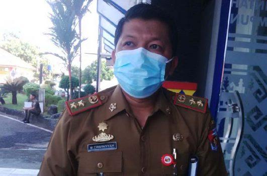 Inspektur Kabupaten Lampung Utara, M. Erwinsyah