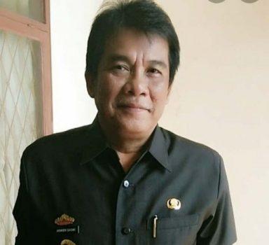 Kepala Dinas Tenaga Kerja Kabupaten Tanggamus, Aswein Dasmi