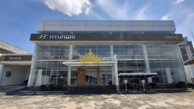 Dealer Hyundai Lampung Jl. ZA. Pagar Alam No.3, Labuhan Ratu, Kecamatan Kedaton, Bandarlampung