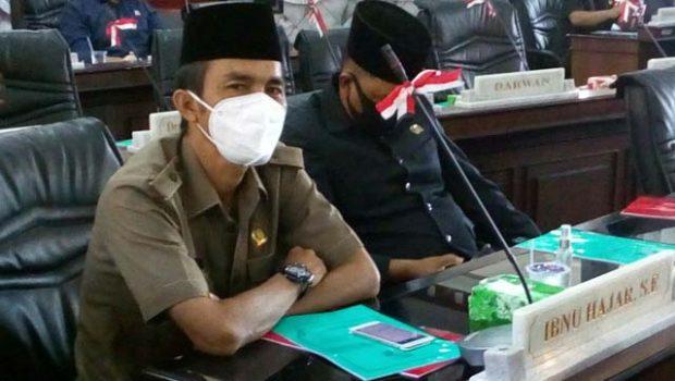 Anggota Komisi IV DPRD Lampung Utara, Ibnu Hajar