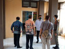 Ketua DPRD Lampura Diduga Pukul Wartawan, Polisi Lakukan Olah TKP