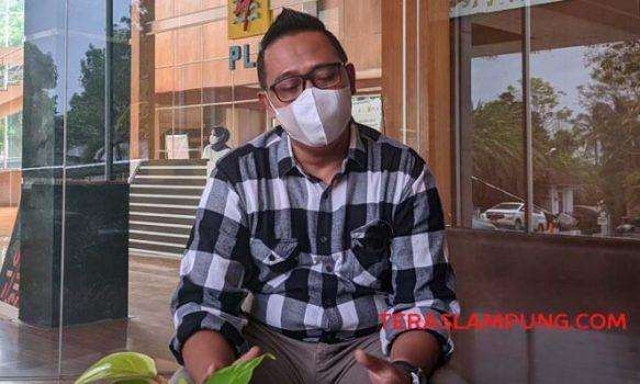Asisten Manajer Komunikasi dan Managament Stakeholder PLN Unit Induk Distribusi (UID) Lampung, Darma Saputra