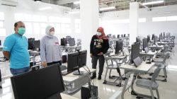 Itera menyiapkan 440 komputer untuk tes CPNS pada Kamis lusa (14/9/2021).