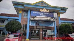Kantor Unit Layanan Pelanggan PLN Tanjungkarang (Foto: Teraslampung.com/Dandy Ibrahim)
