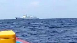 Aksi 6 Kapal Perang Cina di Laut Natuna, Para Nelayan Khawatir