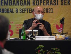 Lewat Koperasi, KemenkopUKM Siap Jadikan Lampung Lumbung Pangan Nasional