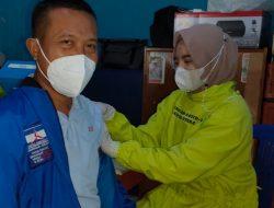 Capaian Vaksinasi Covid-19 di Lampung Utara Baru 38 Persen