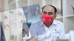 Wakil Menteri Desa, Pembangunan Daerah Tertinggal dan Transmigrasi, Budi Arie Setiadi