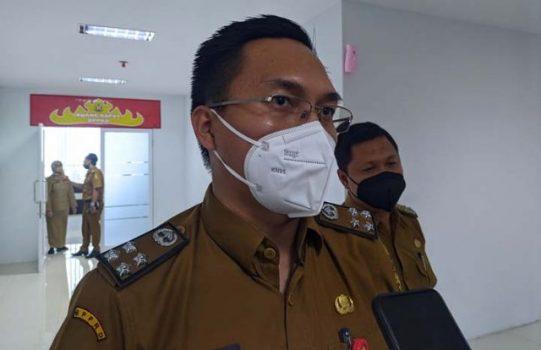 Ketua Tim Pemeriksa BPPRD atas kasus pajaknya Bakso Sony Grup, Andre Setiawan.