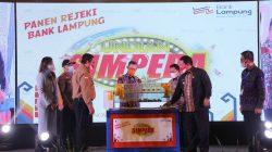 """Gubernur Arinal Pimpin Rapat Umum Pemegang Saham Luar Biasa Bank Lampung dan Meluncurkan """"L Saving"""" dan """"L Online"""""""