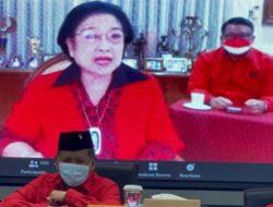 Diisukan Koma, Megawati Beri Arahan Para Kader PDIP
