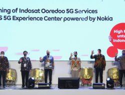 Indosat Ooredoo Meluncurkan 5G di Surabaya