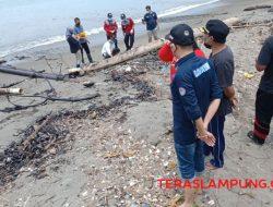 Cek Pencemaran Limbah di Teluk Semaka, Ini Kata Plt Kadis DLH Lampung