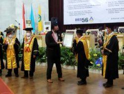 Pecahkan Rekor MURI, Unila Kukuhkan 15 Guru Besar