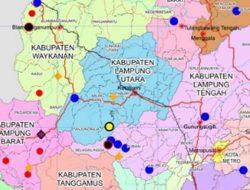 Soal Batas Wilayah Lampung Utara Ditargetkan Rampung Tahun Ini