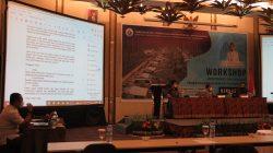 Ditjen PPKTrans Kemendes PDTT menggelar workshop untuk persiapan Program Pemulihan Ekonomi Nasional (PEN) Food Estate di Desa Dadahup, Kabupaten Kapuas , Provinsi Kalimantan Tengah, di Yogyakarta, 28 September - 1 Oktober 2021. (Foto: dok Ditjen PPTrans)