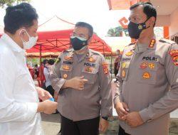 Covid-19: Gerai Vaksin Presisi Polda Lampung Buka Tiap Hari, Ini Lokasinya